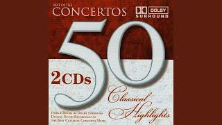 Concerto For String Orchestra and Harpsichord in G Major - Presto