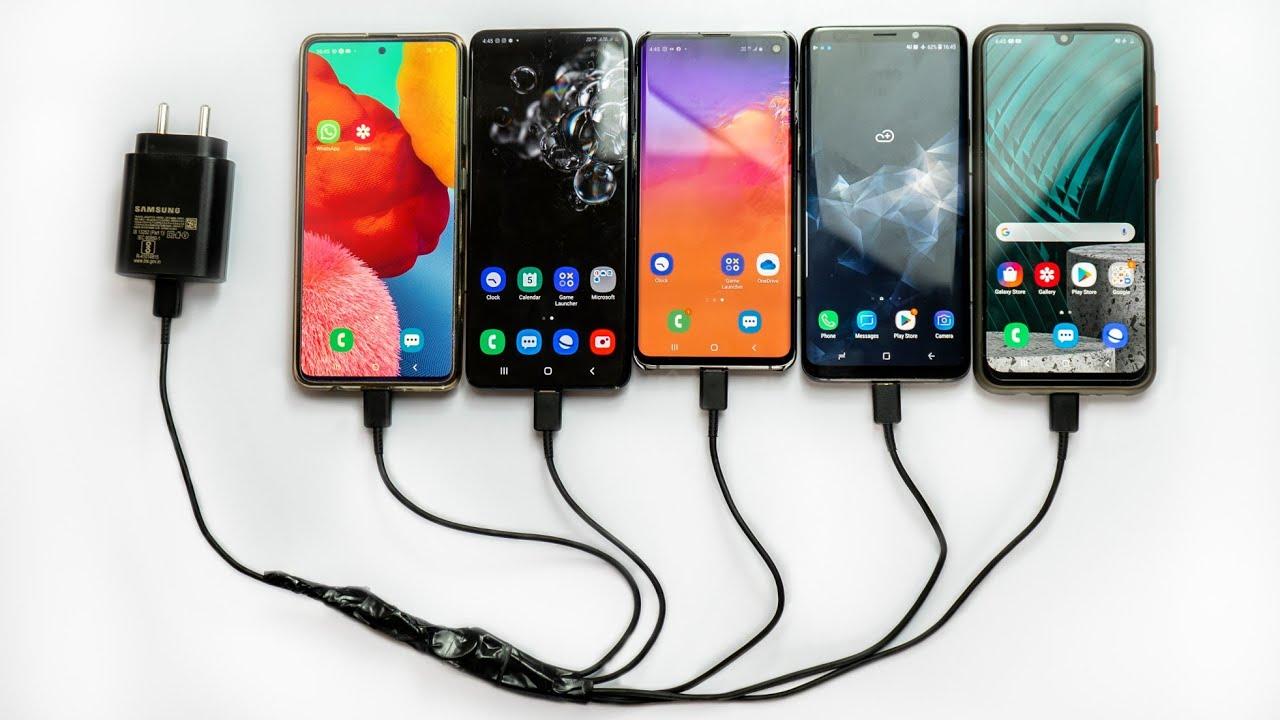 One Charger Many Smartphones - Desi Jugad Will It Work | एक चार्जर से कितने फोन चार्ज होंगे ?