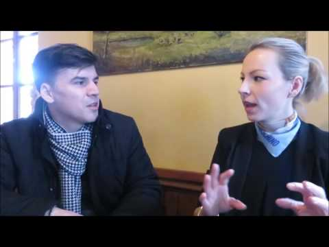 OGAE Germany 2017: Interview with ManuElla (Slovenia 2017) on 21 Jan 2017