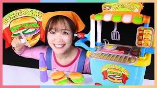 生意興隆的凱利又開漢堡店啦!   凱利和玩具朋友們   凱利TV