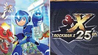 Video Mega Man Cartoon's Robot Masters & Rockman X 25th Anniversary Logo Revealed - Mega News Roundup download MP3, 3GP, MP4, WEBM, AVI, FLV Juni 2018