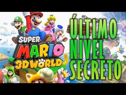 DIFICULTAD INFERNAL  Nos pasamos el último nivel secreto de Super Mario 3D World   Eurogamer