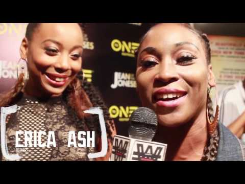 ERICA ASH talks new TV ONE MOVIE          Hilarious!!