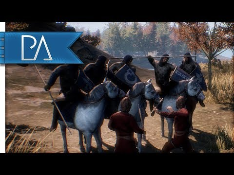 VIKING RTS MULTIPLAYER (3v3) - Ancestors Legacy {Beta} Gameplay