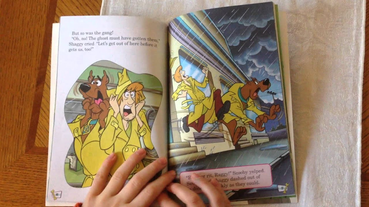 Reading Time Book 3 Scooby Doo And The Haunted Diner