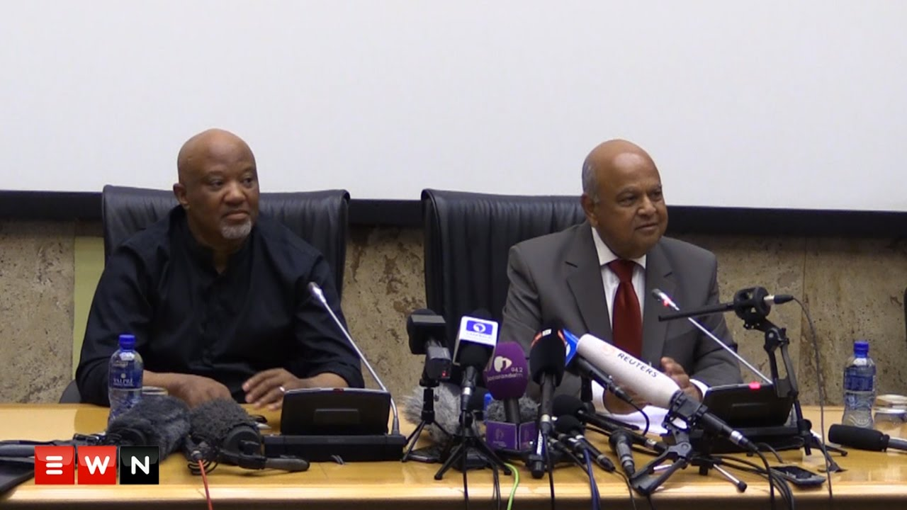 Pravin Gordhan: This is why I was fired