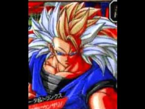 Todas las fases de goku como super sayayin - YouTube