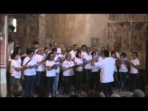 Coro Tre Ponti - Anima mia (Be Still my soul)