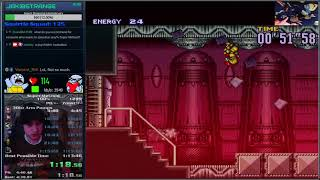 "Super Metroid - Ceres '47""40 (WR)"