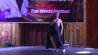 Maya Sabitova/Майя Сабитова. Ahlan Wa Sahlan Festival 2016. Show Perfomance. Ana Fi Intizarak