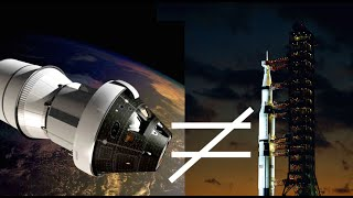 On Orion and Apollo Testing