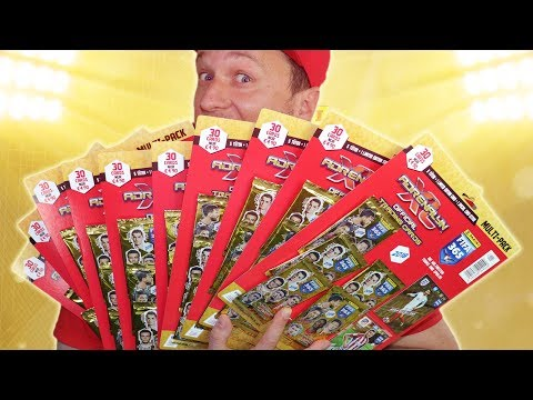 Alle 10 Multipacks FIFA 365 Adrenalyn XL Unboxing | All Limited Editions