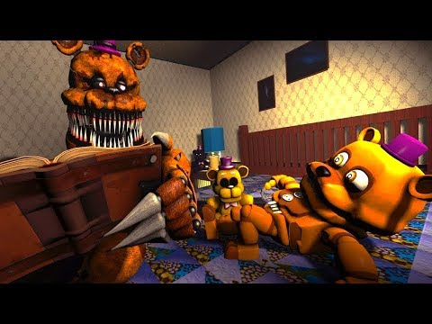 Five Nights At Freddy's: STORY TIME! FNAF SFM Animation Compilation