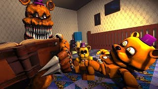 - Five Nights At Freddy s STORY TIME FNAF SFM Animation Compilation