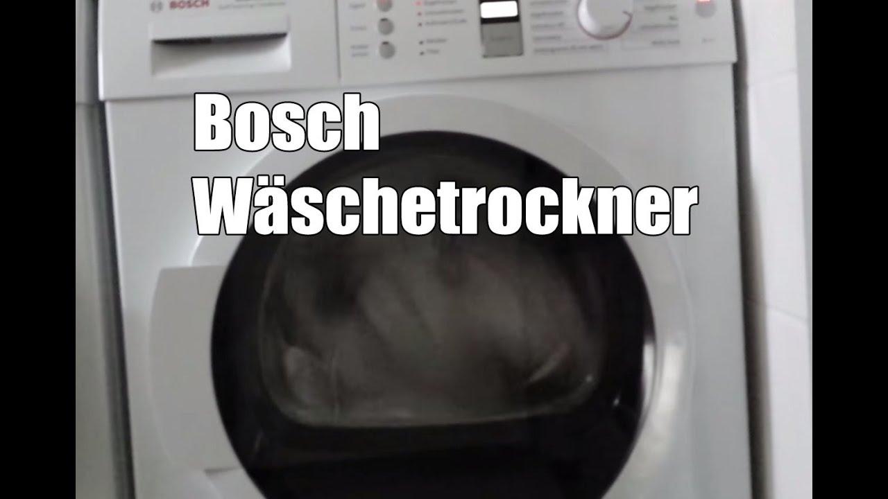 Bosch avantixx 7 trockner