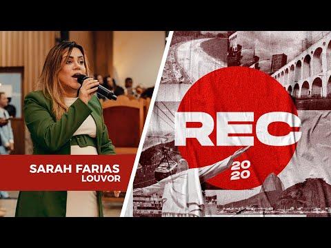 REC 2020 - Sarah Farias | Renovo e Só Quem Tem Raiz