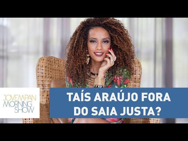 Taís Araújo fora do Saia Justa? Vinicius Moura tem os detalhes