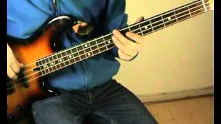 Steve Harley & Cockney Rebel - Make Me Smile - Bass Cover