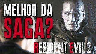 DETALHES INCRÍVEIS QUE TORNAM O RESIDENT EVIL 2 REMAKE O MELHOR DA FRANQUIA!