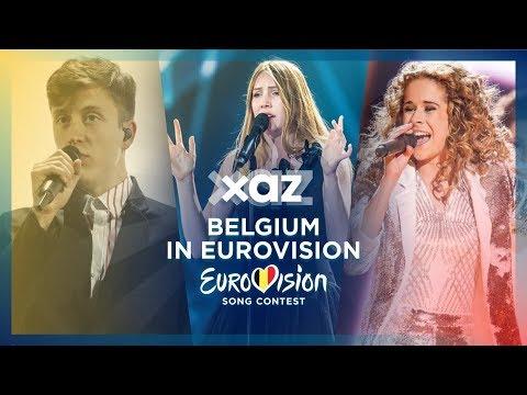 🇧🇪 Belgium in