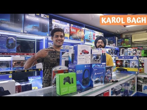 gaming-accessories-price-in-karol-bagh-2019-|gaffar-market-vlog|.