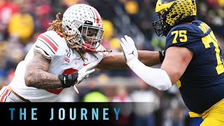 """Chase Young: """"The Predator""""   Ohio State   B1G Football   The Journey"""