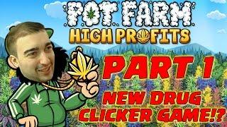 High Profit Gameplay: #1 - NEW DRUG CLICKER GAME! - PC Walkthrough Playthrough