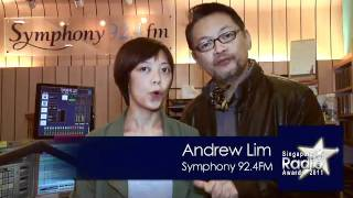 Symphony 92.4FM - Andrew Lim & Sin Yee