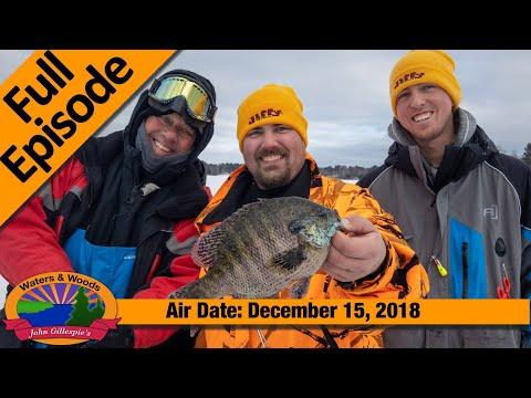 50_2018 | Panfishing Fun In Northern Wisconsin | FULL EPISODE