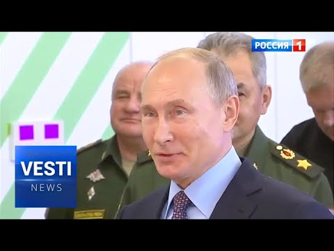 Prepare While There's Peace! Putin Meets Defense Tech Industry to Review New Prototypes for Army!