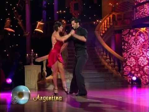 Tango Argentina: Valeria Archimó y Leandro Nimo (Bailando por un Sueño 2CMB 23-05-10)