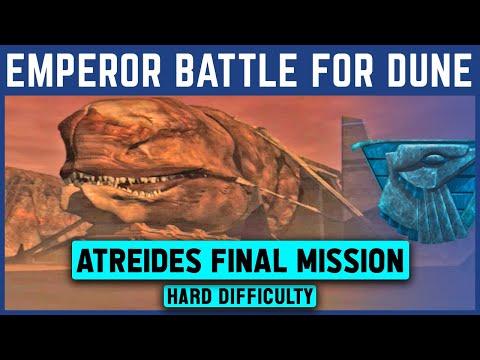 Emperor: Battle for Dune - Atreides - Last Mission [Hard]
