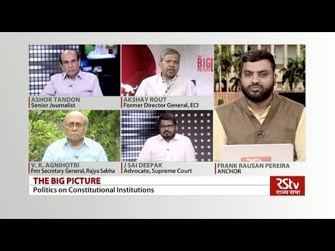 The Big Picture - Politics on Constitutional Institutions