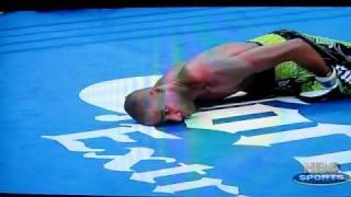 Sergio Martinez knocks out Paul Williams [Slow motion]