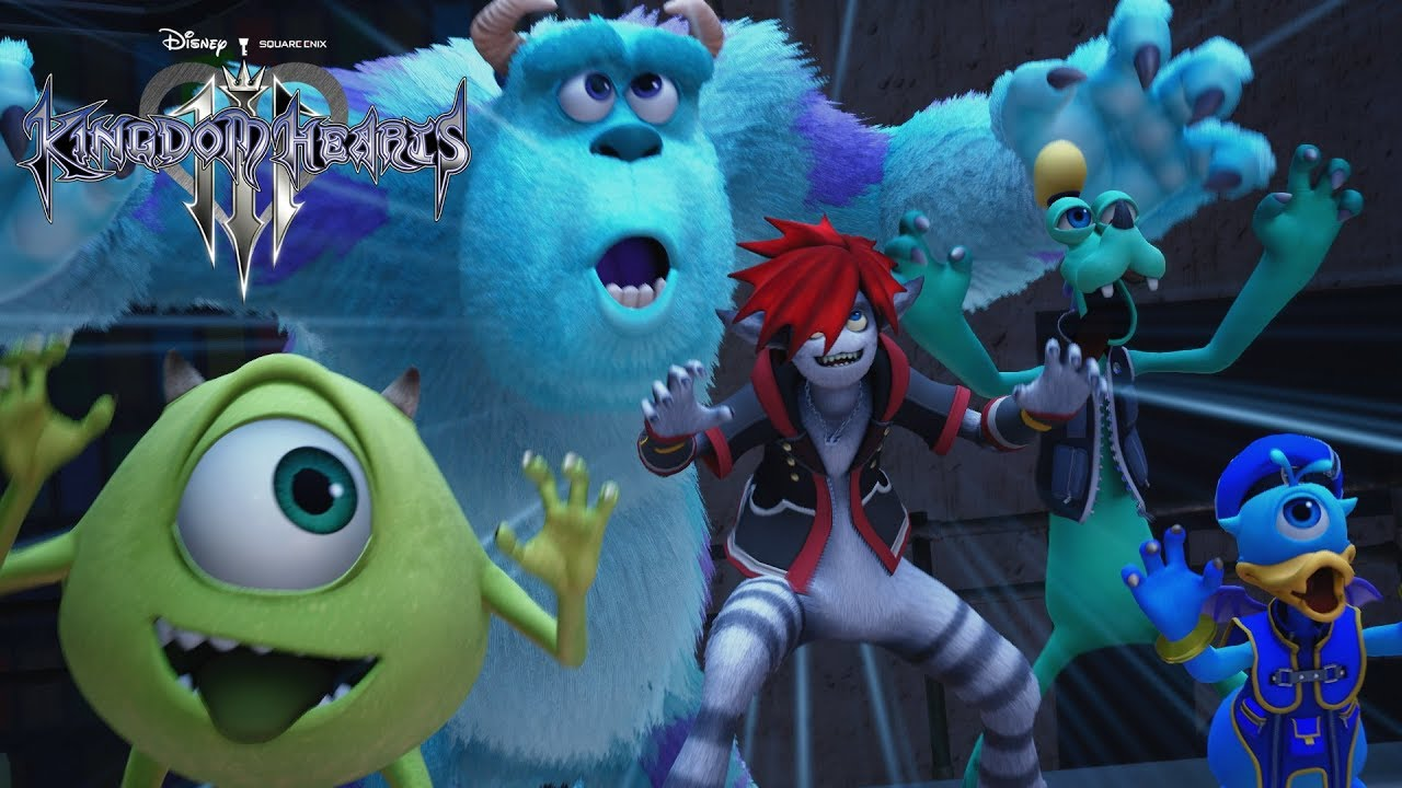 D23 Expo Japan 2018 Monsters, Inc. Trailer