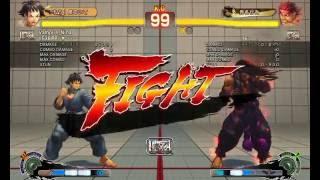 ランクマ vs 殺意リュウ 9/29 -1