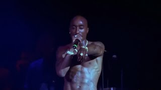 2Pac - Only Fear of Death (Remixvideo HD)