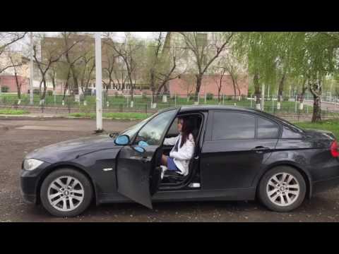 Как красиво сесть в машину? Рубрика #правдавюбке