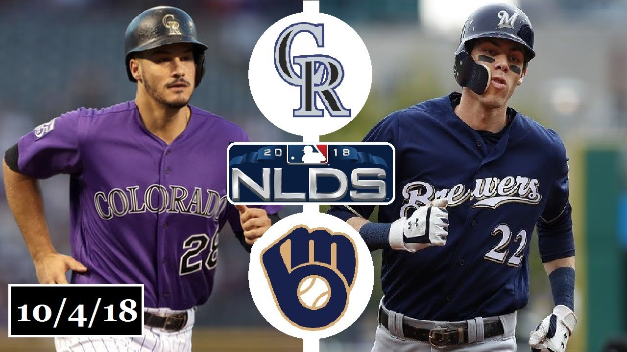 Colorado Rockies vs Milwaukee Brewers Highlights || NLDS Game 1 || October 4, 2018