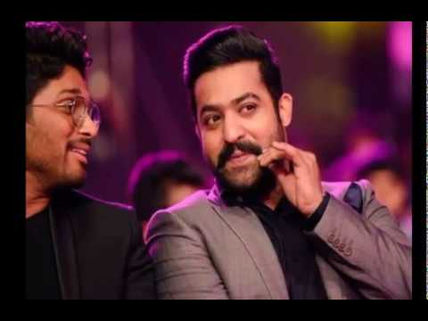Jr NTR Best Actor Jio Filmfare Awards 2017