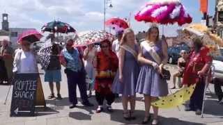 Beauty Queen & Princess at Ramsgate Seaside Shuffle