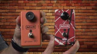 MXR EVH Phase 90 | MXR Phase 90 Review | MXR Phase 90 Shootout