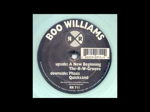 Boo Williams -- A New Beginning