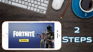 How To Download Fortnite On iPhone/iPad
