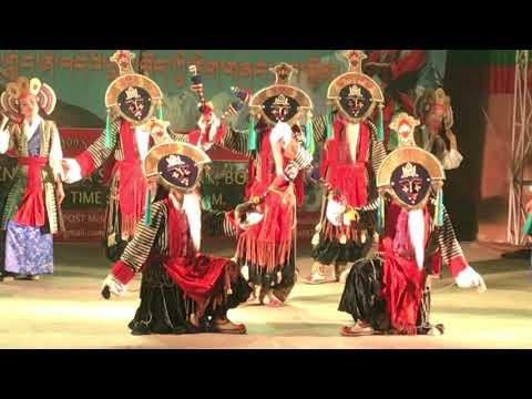 Tibetan Opera dance
