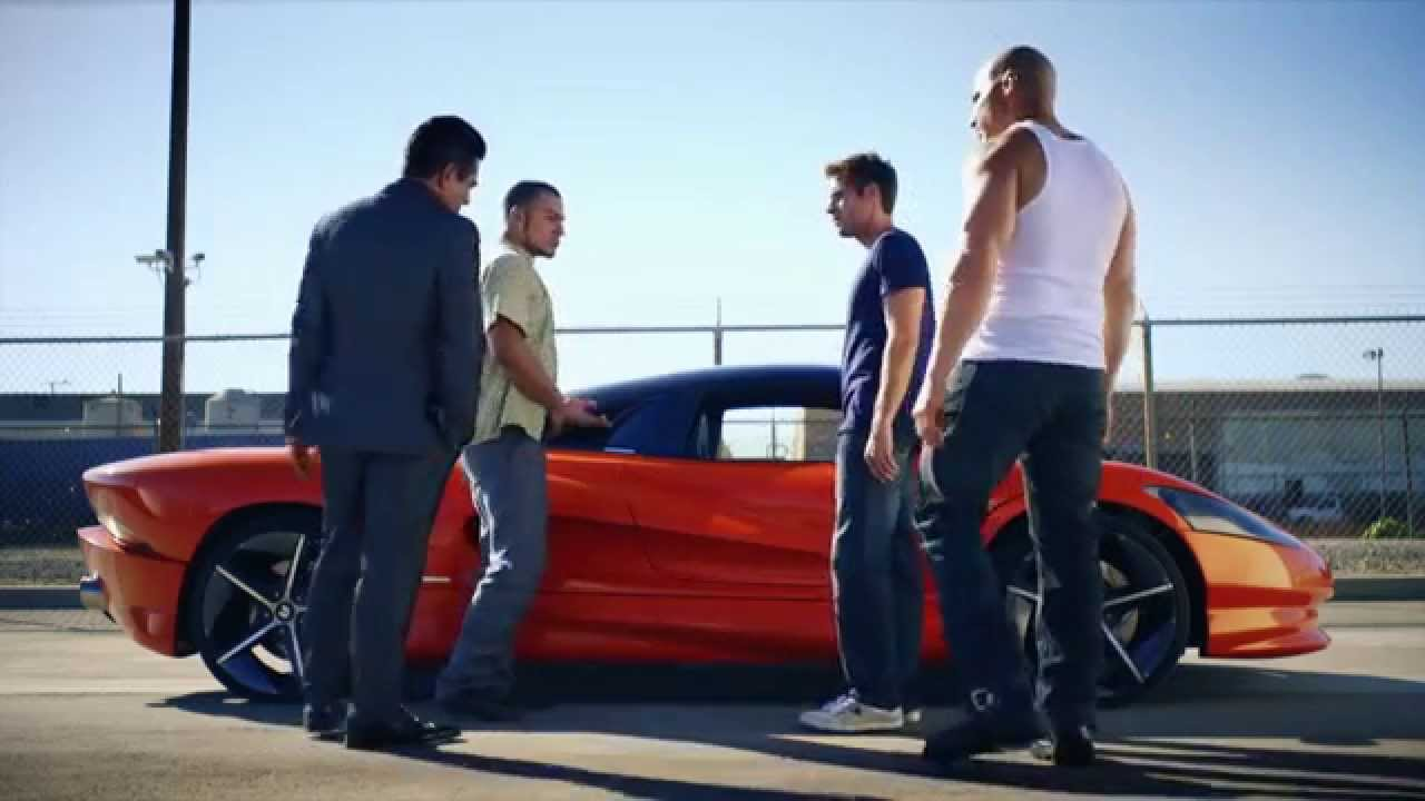 Fast And Furious 3 Full Movie >> Superfast 8 - Extrait: 5 Supercar - TF1 Vidéo - YouTube