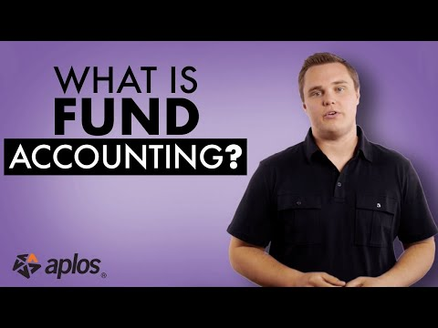 Aplos Academy - What is fund accounting?