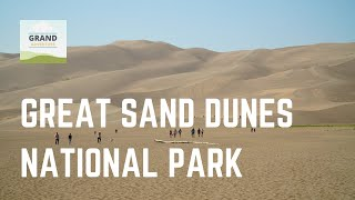 Ep. 62: Great Sand Dunes National Park | Colorado RV camping travel