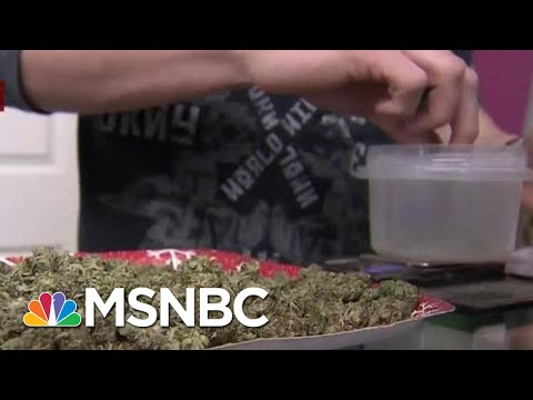 What Canada's Marijuana Legalization Means For The U.S. | Velshi & Ruhle | MSNBC