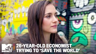 The 26-Year-Old Economist Trying to 'Save the World'   Person of Interest
